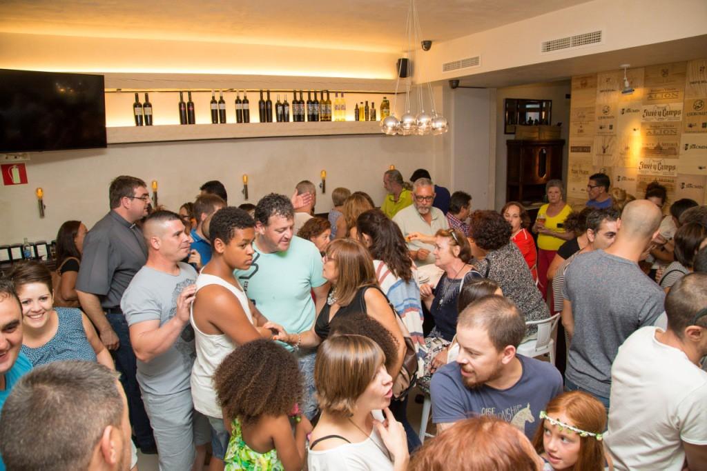 Restaurante  La Tercia 012